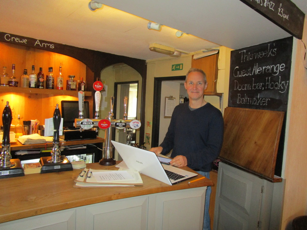 Hinton dog-friendly pub and dog walk, Northamptonshire - Dog walks in Northamptonshire