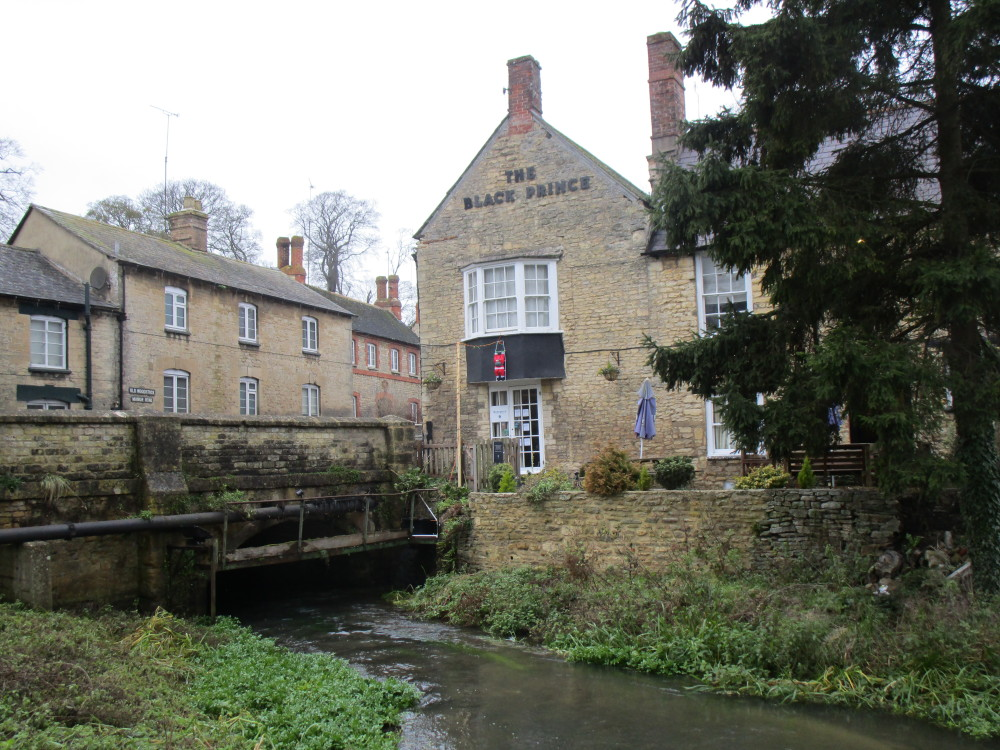 Woodstock dog-friendly pub and dog walk, Oxfordshire - Dog walks in Oxfordshire