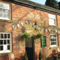 Dog-friendly pub and dog walk near Congleton, Cheshire - Image 1
