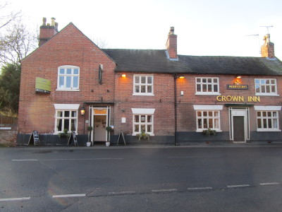 Yoxall dog-friendly pub and dog walk, Derbyshire - Driving with Dogs
