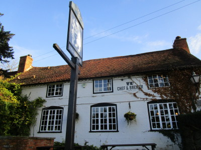 Berkswell dog-friendly pub with dog walk, West Midlands - Driving with Dogs