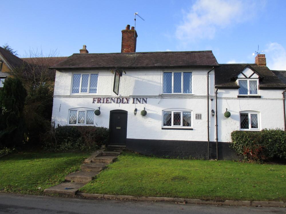 A45 dog-friendly pub and dog walk, Warwickshire - Dog walks in Warwickshire