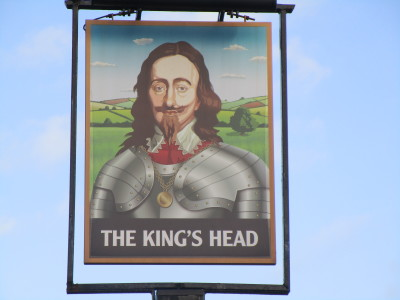 Napton dog-friendly pub, Warwickshire - Driving with Dogs