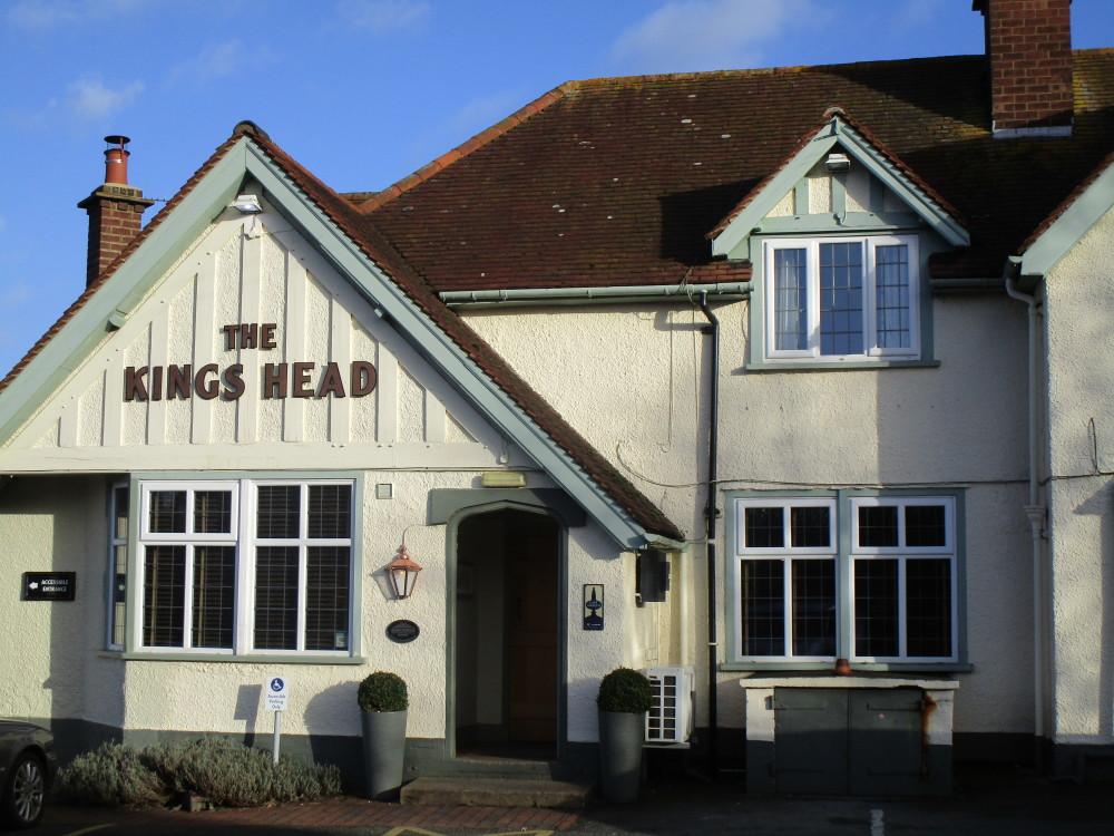 Napton dog-friendly pub, Warwickshire - Dog walks in Warwickshire