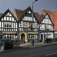 Evesham dog-friendly pub and dog walk, Worcestershire - Dog walks in Worcestershire