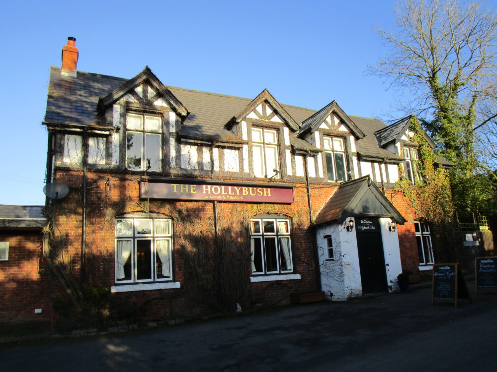 A435 dog-friendly pub and dog walk, Worcestershire - Dog walks in Worcestershire