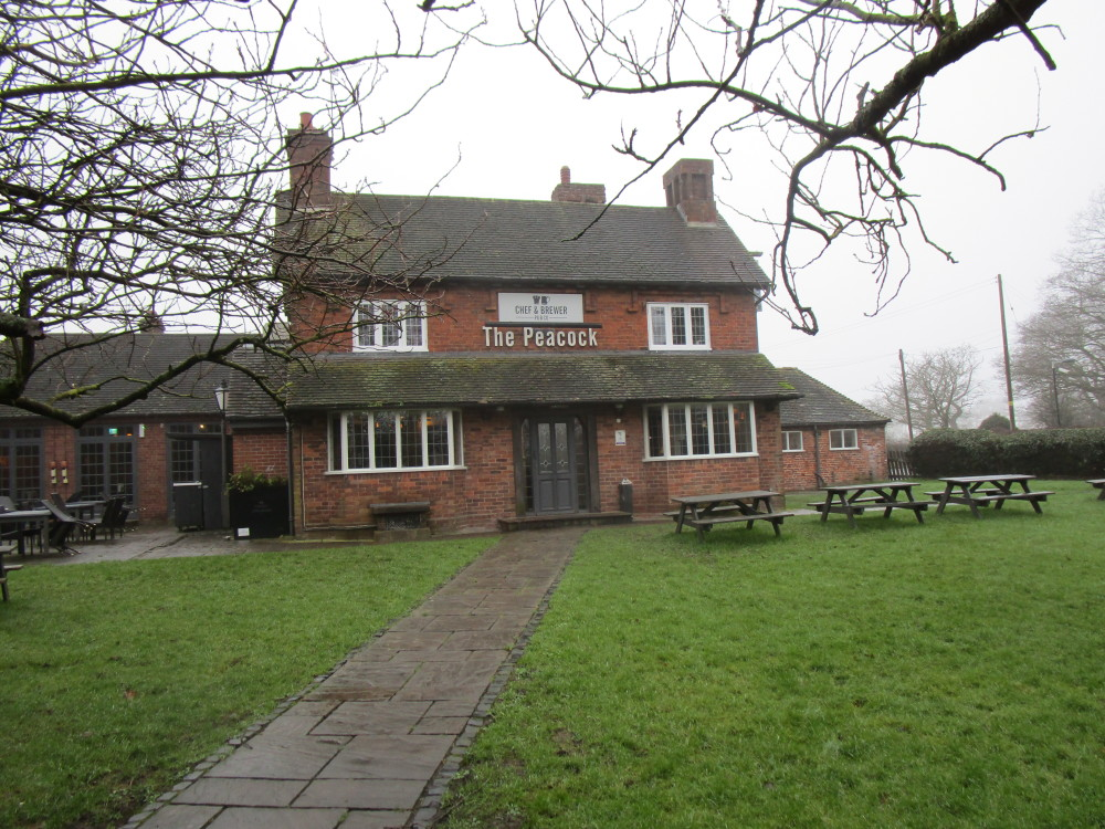 M42 Junction 2 dog-friendly pub and dog walk, Worcestershire - Dog walks in Worcestershire