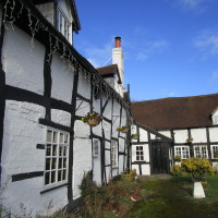 Historic dog-friendly pub and dog walk near Stratford-on-Avon, Warwickshire - Dog walks in Warwickshire