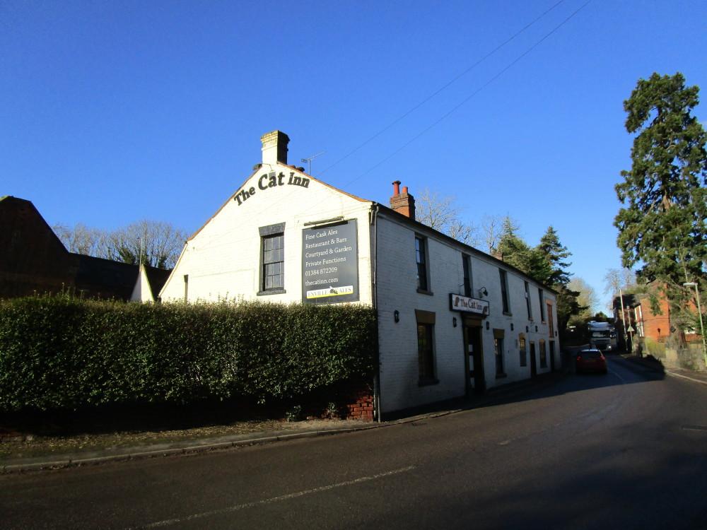 Enville dog-friendly pub and dog walk, Staffordshire - Dog walks in Staffordshire