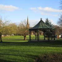Bromsgrove town local dog walk, Worcestershire - Dog walks in Worcestershire
