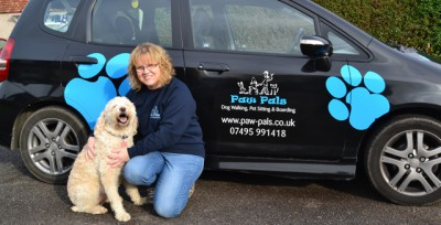 Paw Pals Reading East, Berkshire - Driving with Dogs