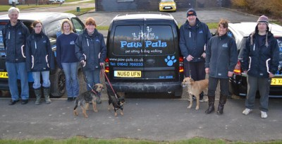 Paw Pals Stockton-on-Tees, County Durham - Driving with Dogs