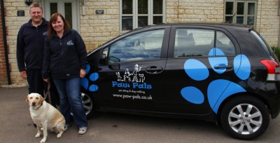 Paw Pals West, Oxfordshire - Driving with Dogs