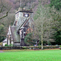 A5 dog walk from Betws-y-Coed, Wales - Dog walks in Wales