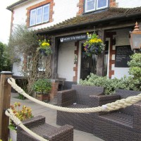A281 dog walk and dog-friendly inn near Godalming, Surrey - Surrey dog walks and dog-friendly pubs.JPG