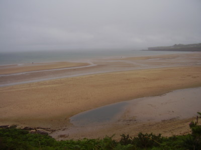 Lligwy dog-friendly beach, Anglesey, Wales - Driving with Dogs