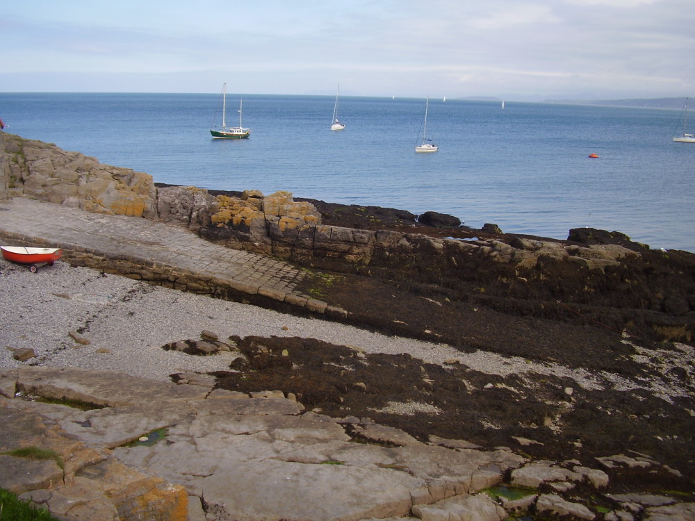 Moelfre dog walk, Anglesey, Wales - Dog walks in Wales