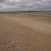 Red Wharf Bay dog-friendly beach, Anglesey, Wales - Dog walks in Wales
