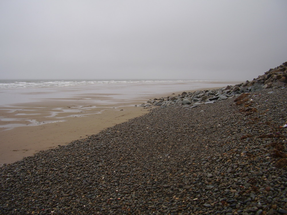 Tal-y-Bont dog-friendly beach near Barmouth, Wales - Dog walks in Wales