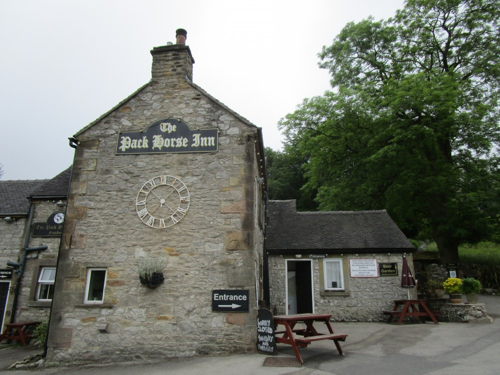 River Dove dog-friendly pub and dog walk, Derbyshire - Peak District dog-friendly pub and dog walk