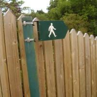 Teifi dog walk near Cardigan, Wales - Dog walks in Wales
