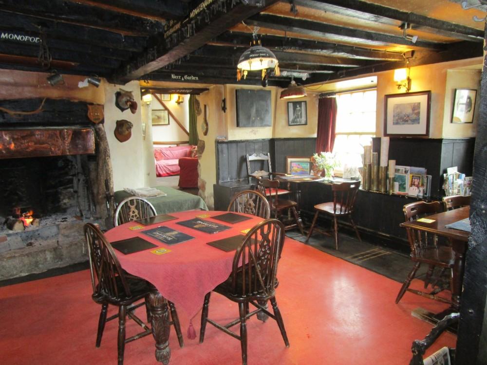 A30 dog-friendly inn and dog walk, Devon - Devon dog-friendly pub and dog walks.JPG