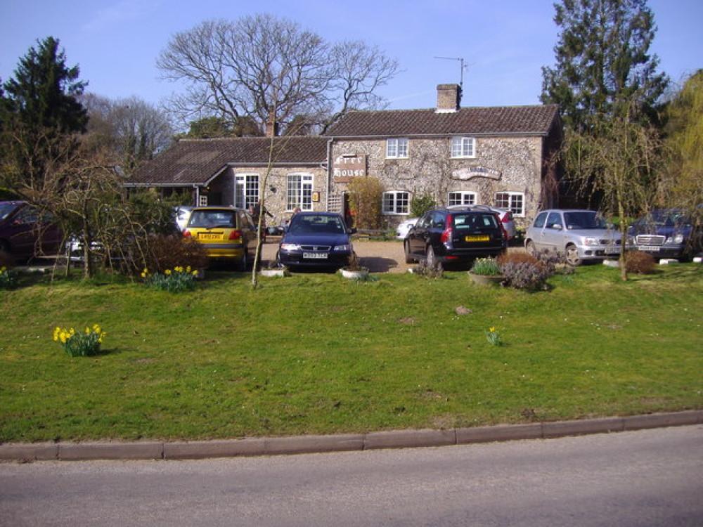 Cockley Cley dog-friendly pub near Swaffham, Norfolk - Dog walks in Norfolk