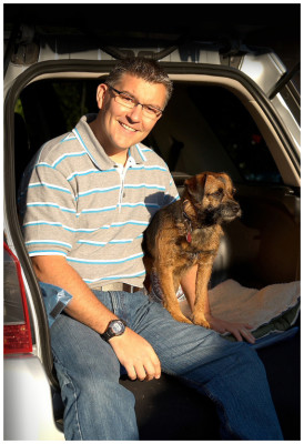 Alpha Dog Behaviour, Worcestershire - Driving with Dogs