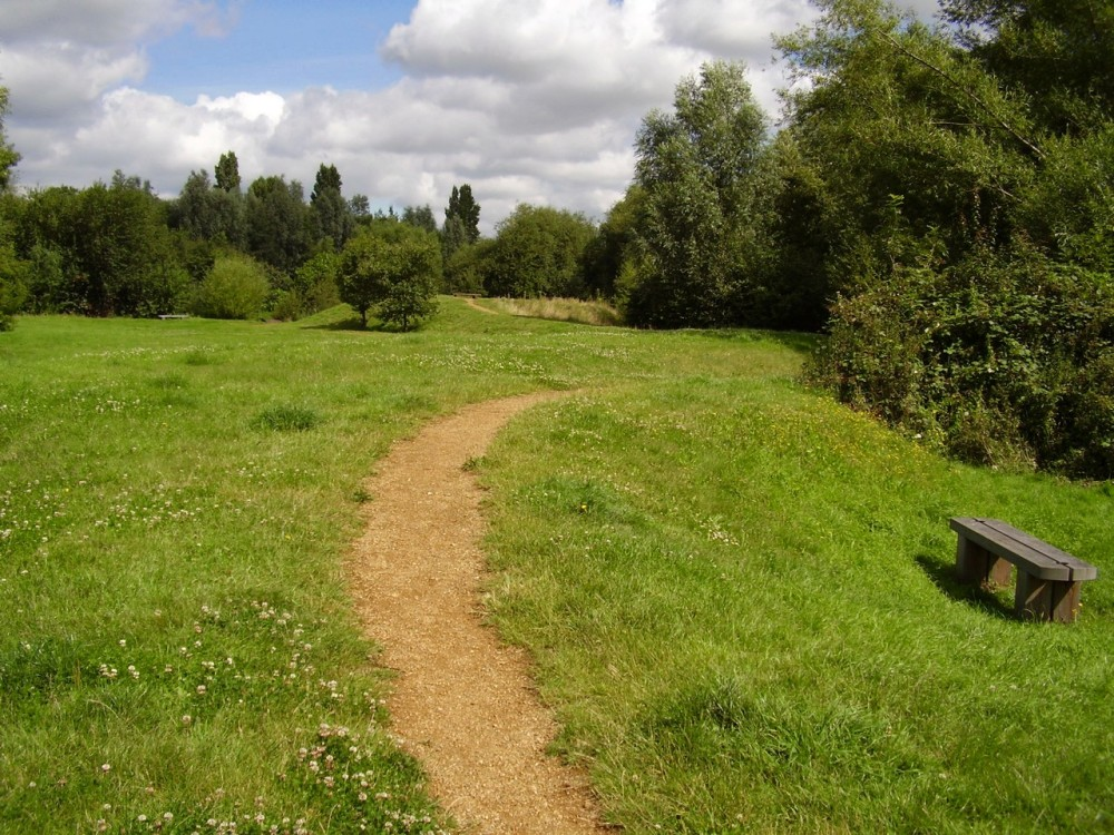 M4 Junction 4 London village dog walk, Greater London - Dog walks in Greater London
