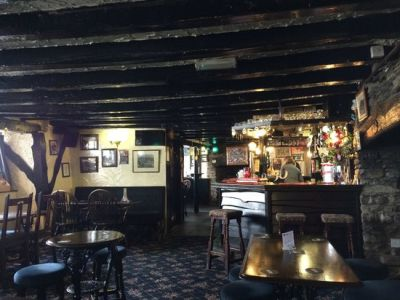 A399 dog-friendly pub in Ilfracombe, Devon - Driving with Dogs