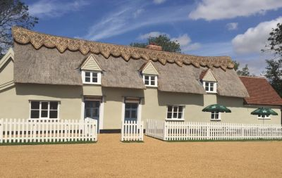 Stowupland dog and family-friendly inn, Suffolk - Driving with Dogs