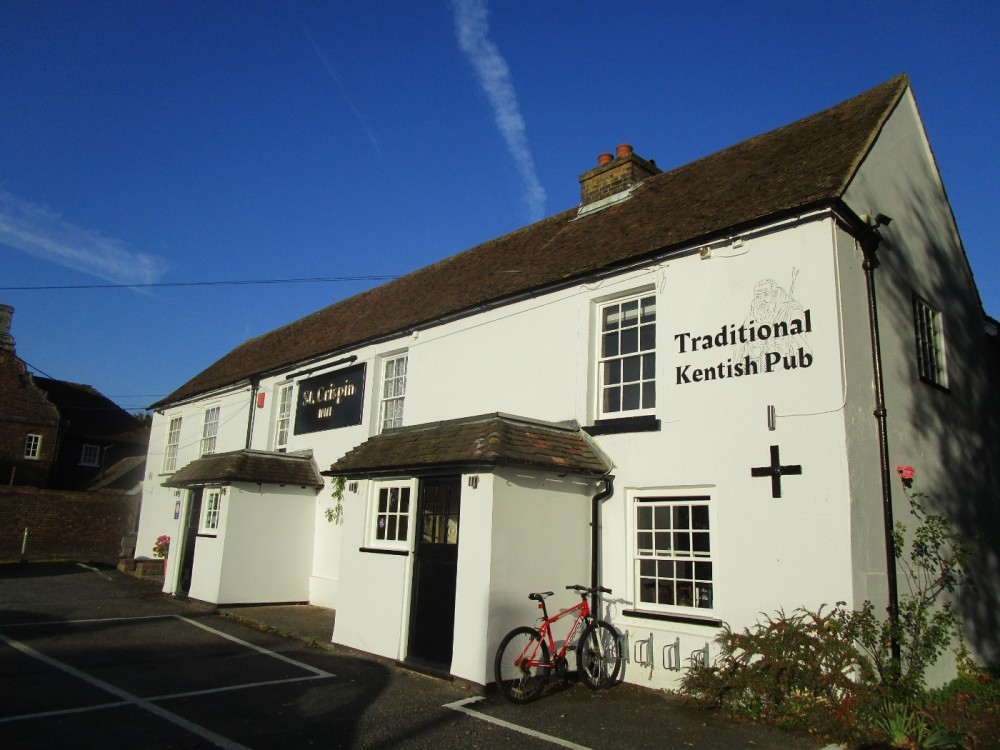 Kentish dog-friendly pub and dog walk, Kent - Kent dog-friendly dog walk and dog-friendly pub