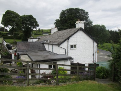 A44 dog-friendly pub and dog walk, Wales - Driving with Dogs