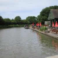 Canalside heritage dog walks with cafe, Leicestershire - Leicestershire dog walk and dog-friendly cafe