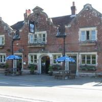 Salisbury Road doggie stop with pub and circular walk, Hampshire - Hampshire dog-friendly pub and dog walk