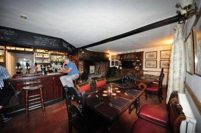 Dog-friendly pub near Folkestone, Kent - Driving with Dogs
