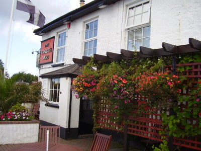 A30 dog-friendly pub near Redruth, Cornwall - Driving with Dogs