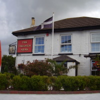 Treleigh dog-friendly pub on the A30, Cornwall - Dog walks in Cornwall