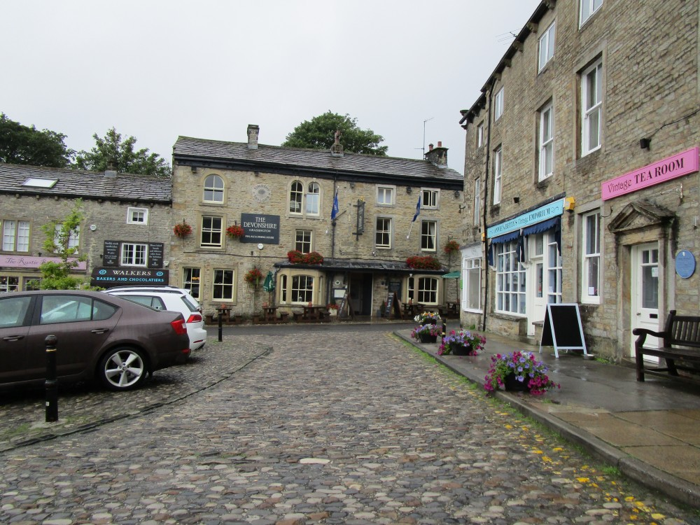 Grassington dog-friendly pubs and walks, Yorkshire - Yorkshire dog-friendly pub and dog walk
