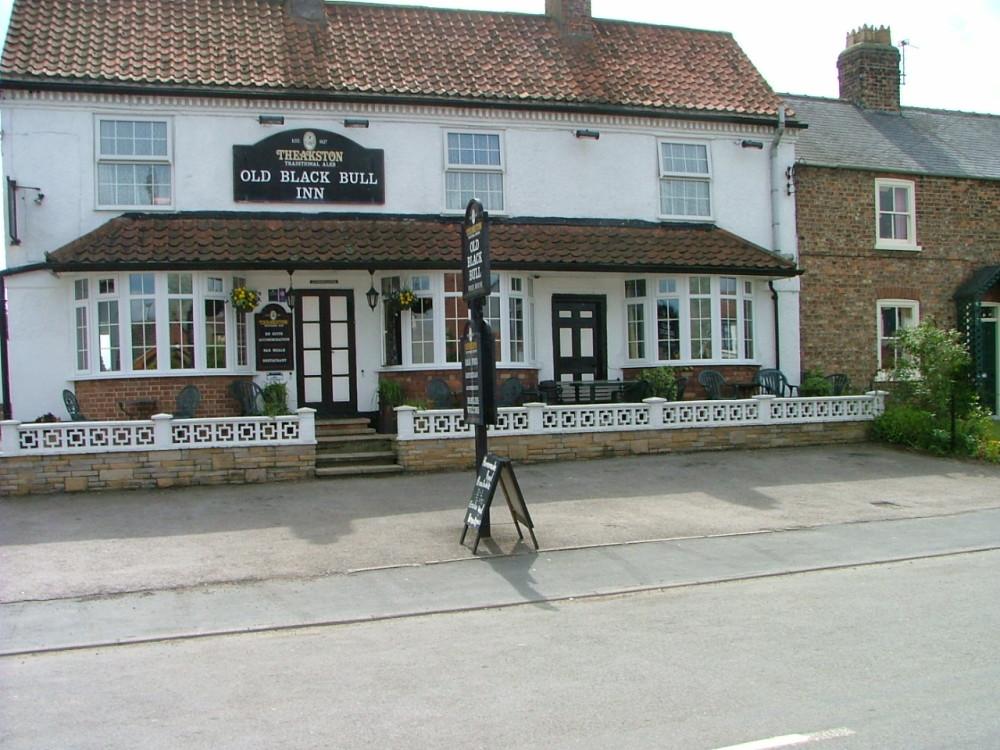 Dog-friendly pub near Easingwold, Yorkshire - Dog walks in Yorkshire
