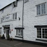 A396 dog-friendly pub, Devon - Devon dog walk and dog-friendly pub.JPG