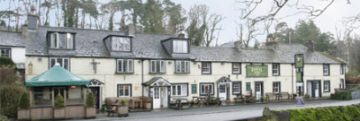 Royal Oak dog-friendly pub, Cumbria - Driving with Dogs
