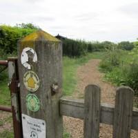 A425 village dining pub and dog walk, Warwickshire - Warwickshire dog-friendly pubs and dog walks.JPG
