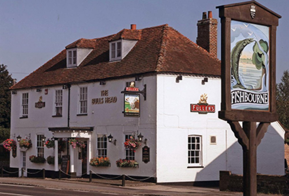 A259 dog-friendly pub and walk near Chichester, West Sussex - Dog walks in Sussex