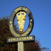 A253 Deal area dog-friendly pub, Kent - Kent dog-friendly dog walk and dog-friendly pub