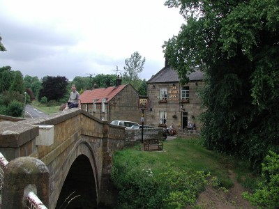Historic dog-friendly pub and dog walk, Yorkshire - Driving with Dogs