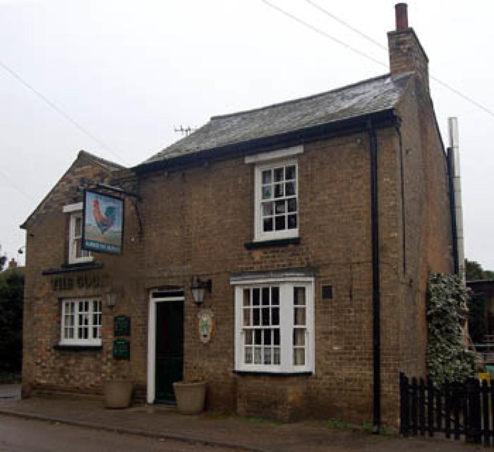 Broom dog-friendly inn and dog walk, Bedfordshire - Dog walks in Bedfordshire