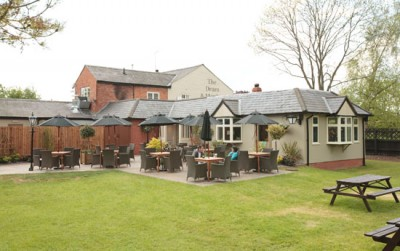 M42 Junction 4 dog-friendly pub near Dorridge, West Midlands - Driving with Dogs