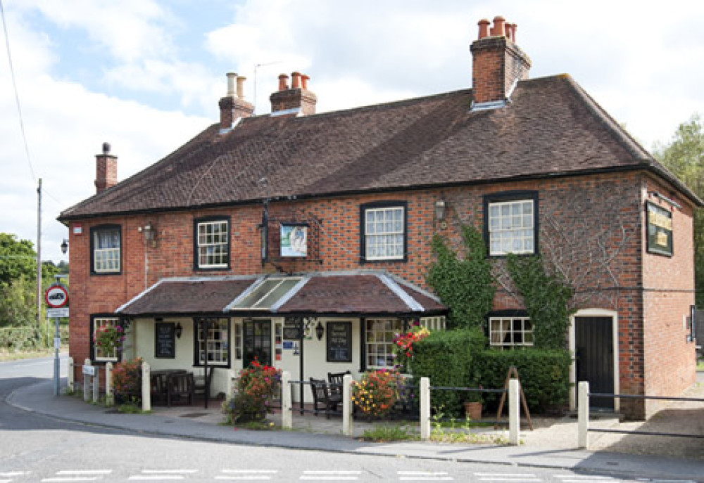 M27 Junction 9 dog-friendly pub and dog walk near Fareham, Hampshire - Dog walks in Hampshire