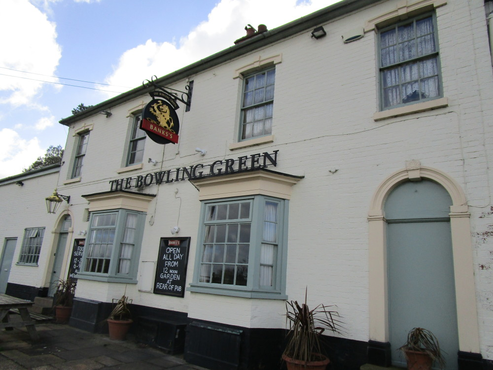 Dog-friendly pub with camping just off the A38 near Bromsgrove, Worcestershire - Dog walks in Worcestershire